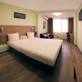 Standard Double Room in Hotel Gabi Plovdiv