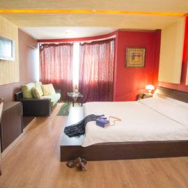 Луксозна двойна стая в Хотел Габи Пловдив