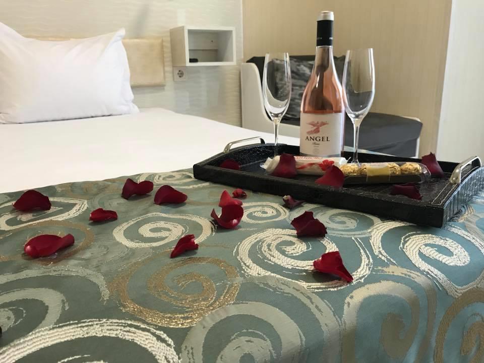 Романтично бягство за двама в Хотел Габи и Хотел Капри Пловдив