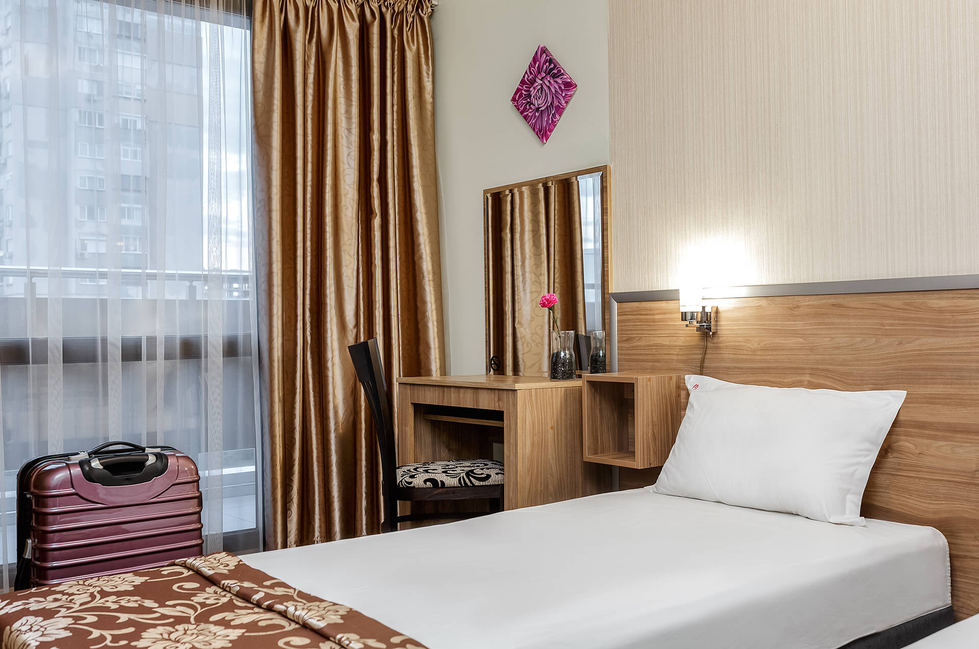 Двойна стая стандарт в Хотел Габи Пловдив