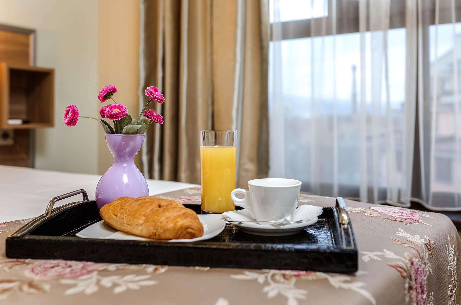 Закуска в Хотел Габи Пловдив